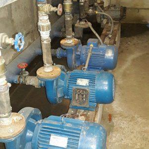 Bombas de agua para comunidades