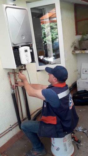 Servicio técnico calderas Fondital Zaragoza