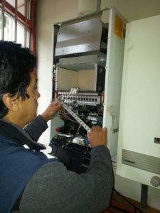 Servicio técnico de calderas Ferroli Zaragoza