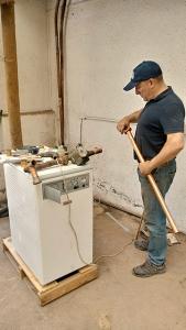 Reparación de calderas Sime Alborge